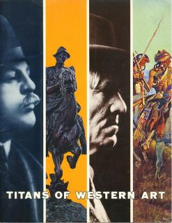 Titans of Western Art American Scene Gilcrease Institute Tulsa