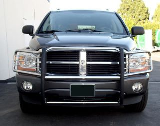 07 10 Dodge Nitro Grill Guard Brush Guard Stainless