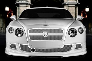 Asanti 12 13 Bentley GT Bodystyling Complete Grille Kit Chrome Car