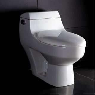 Comfort Seats Deluxe Soft Elongated Toilet Seat with Cores