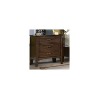 Home Styles Bedford 1 Drawer Nightstand   5530 42/5531 42