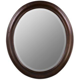 Cooper Classics Elliott Wall Mirror in Aged Copper