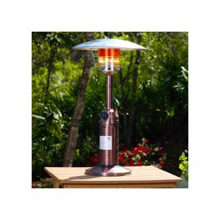 Uniflame Endless Summer Commercial Triple Dome Propane Patio Heater