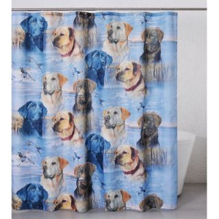 Casa Bella by Fine Art Creations Labs Element Shower Curtain   2007