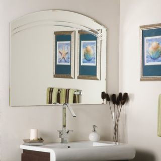 Paragon Black / Silver Starburst Contemporary Wall Mirror