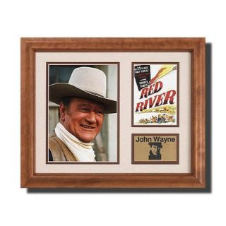 Legendary Art John Wayne Red River Memorabilia