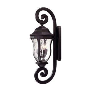 Savoy House Bientina Outdoor Wall Lantern in Slate   5 7130 25 / 5