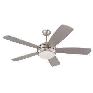 Monte Carlo Fan Company 52 Cozumel 5 Blade Indoor / Outdoor Ceiling