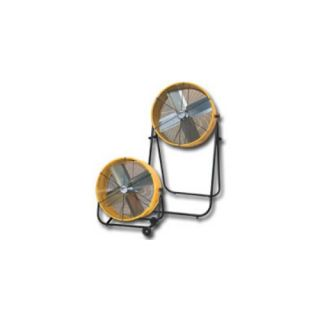 Deco Breeze Prestige Decorative Floor Fan in Rustica