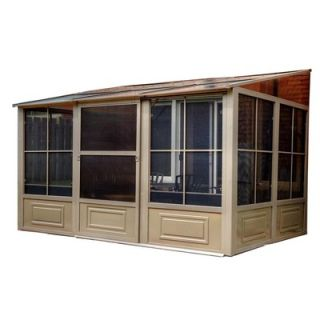 Gazebo Penguin 10 x 16 Four Season Add a Room Solarium   W1610 1/2