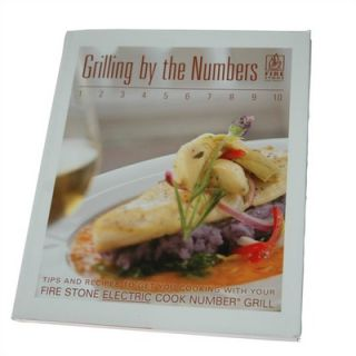 Numbers Cookbook (for GAS or Electric Cook Number Grills)   COOKBOOK