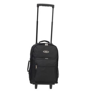 17 Telescoping Rolling Backpack