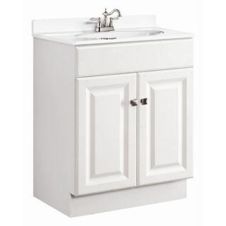 Design house wyndham 21 x 26 double door bathroom wall cabinet for Wyndham bathroom wall cabinet