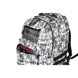 World Overhill 19 Two Compartment Laptop Rolling Backpack