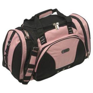 Travel Concepts Big Five 18 Duffel Bag in Pink / Black   TC02 Pink