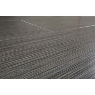 Kaska Element Series 12 x 24 Porcelain Tile in Black   10074919