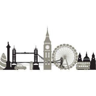 WallPops London Calling Small Wall Art Kit   WPK96851