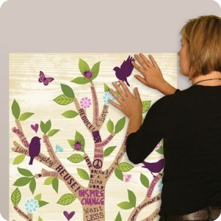 Lot 26 Studio Empowerment Tree Wall Decal