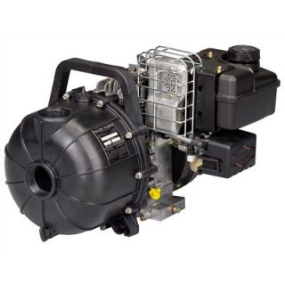 Pacer Pumps 2, 230 GPM Water Pump with 5.5 HP Briggs & Stratton Intek