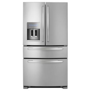 Samsung Energy Star 26 Cu. Ft. French Door Refrigerator with External