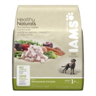 Adult Dry Dog Food with Wholesome Chicken (29 lb bag)   019014609246
