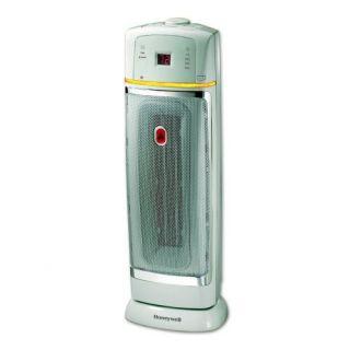 Air King 34 Oscillating Ceramic Space Heater with Remote Control