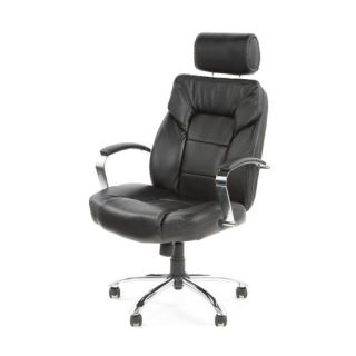 Commodore II Oversize High Back Leather Executive Chair