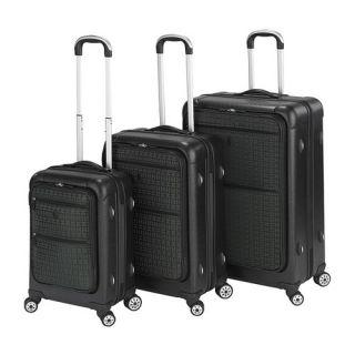 Heys USA Signature 3 Piece Spinner Luggage Set