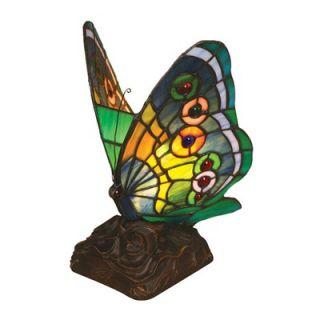 Warehouse of Tiffany Banker Butterfly Desk Lamp   KS61+MB51