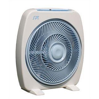 SPT 12 Box Fan w/ Remote