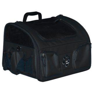 Pet Gear Ultimate Traveler 3 in 1 Pet Carrier in Black   PG1400BK