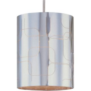 ET2 Minx 1 Light Drum Pendant   EP96007 69SN