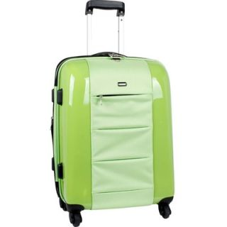 World Laurel 20 Expandable Polycarbonate Carry On with Pocket
