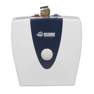 Reliance 2.5 Gallon Electric Water Heater   6 2 SSUS K