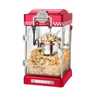 Great Northern Popcorn Little Bambino Popcorn Maker Red 2.5 oz