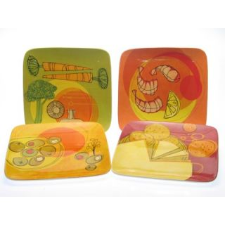 Certified International Appetizer Dinnerware Collection   Appetizer