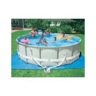 Intex Metal Ultra Frame Pool Set