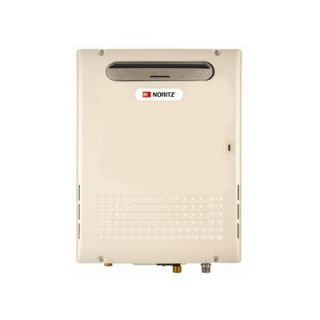 Noritz Indoor and Outdoor Condensing Tankless Water Heater   NRC83