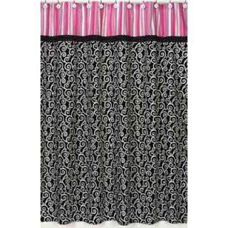 Sweet Jojo Designs Madison Shower Curtain   ShowerCurtain Madison