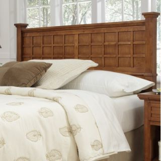 Home Styles Arts and Crafts Panel Headboard   88 5182 501