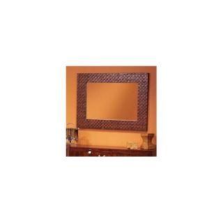 William Sheppee Saddler Rectangular Mirror   SAD101