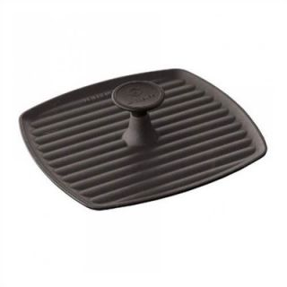 Le Creuset Enameled Cast Iron 9 Panini Pan   L2053 2600