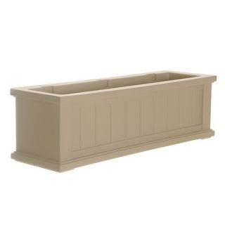 Mayne Inc. Cape Cod Rectangular Window Box Planter