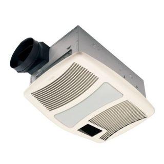 Hunter fans orleans bathroom exhaust fan in light imperial Ultra quiet bathroom exhaust fan with light