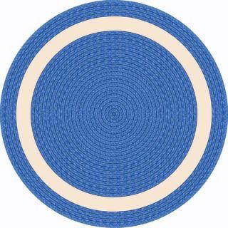 Joy Carpets Whimsy Sharing Circles Print Rug