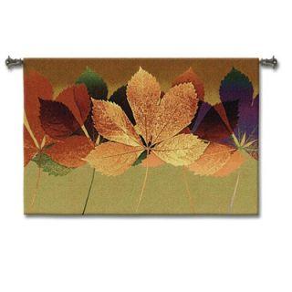 Fine Art Tapestries Leaf Dance II   Mertens