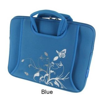 rooCASE Spring Butterfly Neoprene Sleeve Case   RC NHB116 038