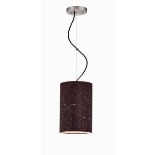 Elk Lighting Milan 1 Light Mini Pendant   110 1