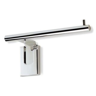 Stilhaus by Nameeks Quid Wall Mounted Toilet Paper Holder in Chrome