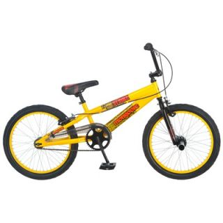 Mongoose Boys 16 Strike BMX Bike